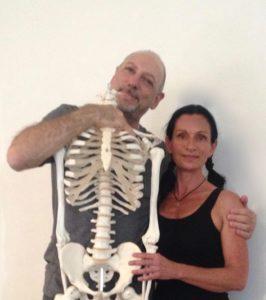 """Florence Debout Leslie Kaminoff """"Anatomy of breathing"""""""