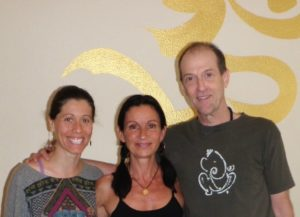 """Florence Debout Dr McCall """"Yoga as Medicine"""""""