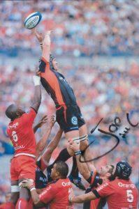 Rugby - Joe van Niekerk